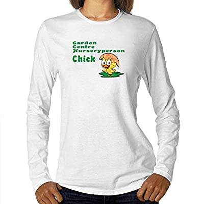 Eddany Garden Centre Nurseryperson chick Women Long Sleeve T-Shirt