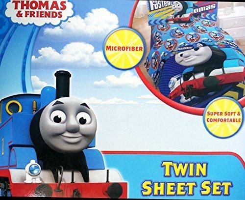 Thomas & Friends 3 Piece Twin Sheet Set