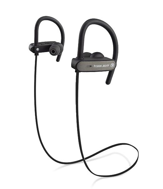 Amazon.com  Fusion Beats Bluetooth Headphones   Best High Quality ... 5f52a5e2db95