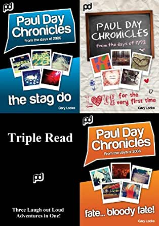 paul day chronicles triple read the laugh out loud comedy