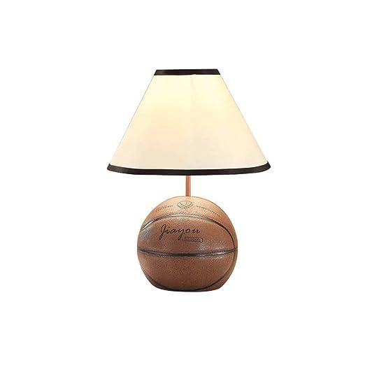 Xiangyu Infantil de Baloncesto en Forma de lámparas de Mesa, la ...