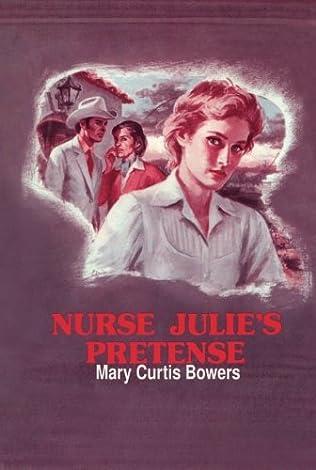 book cover of Nurse Julie\'s Pretense