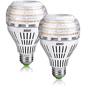 Led Light Bulb 300w Equivalent Alddn 45w 4500 Lumens