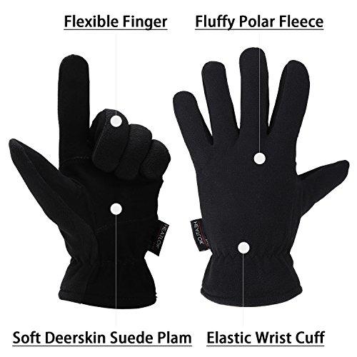Buy winter gloves men