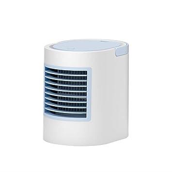 Mini Ventilador de Refrigeración Ventilador de Aire Acondicionado de Escritorio Pequeño, Usb Ventilador de Refrigeración de Aire Aire Acondicionado Refrigeración por Agua Humidificador Portátil de Es: Amazon.es: Bricolaje y herramientas
