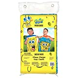 Amscan Superb SpongeBob Birthday Party Potato Sack Game, Yellow