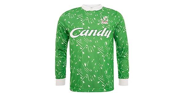 2bdea7d9d10 Liverpool F.C. LFC Candy 89-91 GK Shirt