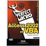 ACCESS 2002 ET VBA