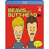 Beavis and Butt-Head: Volume 4 Blu-Ray