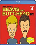Beavis and Butt-Head: Volume 4 [Blu-ray]