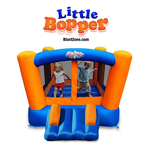 Blast Zone Little Bopper 2 Inflatable Bouncer (Indoor Inflatable Bouncer)