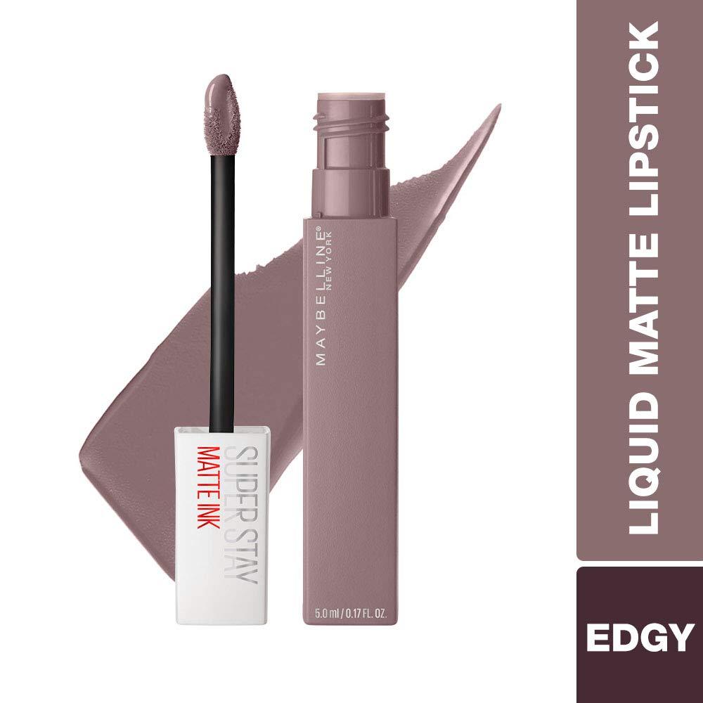 Maybelline-New-York-Super-Stay-Matte-Ink-Liquid-Lipstick thumbnail 67