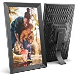 NIX 15 Inch Full HD Digital Photo and Video Frame - Portrait or Landscape Stand, Auto-Rotate, Remote Control and USB/SD Card Slots