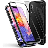 Huawei P20 Case, ZHIKE Magnetic Adsorption Case...