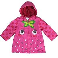 Tuc Tuc Strawberry Raincoat