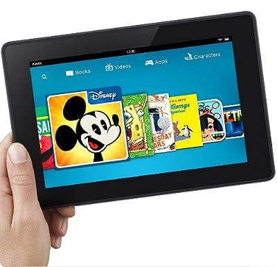 "Kindle Fire HD 7"", HD Display, Wi-Fi, 8 GB (Previous Generation - 3rd)"