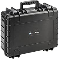 Jet 5000 Outdoor Tool Case with Pocket Tool Boards, Black