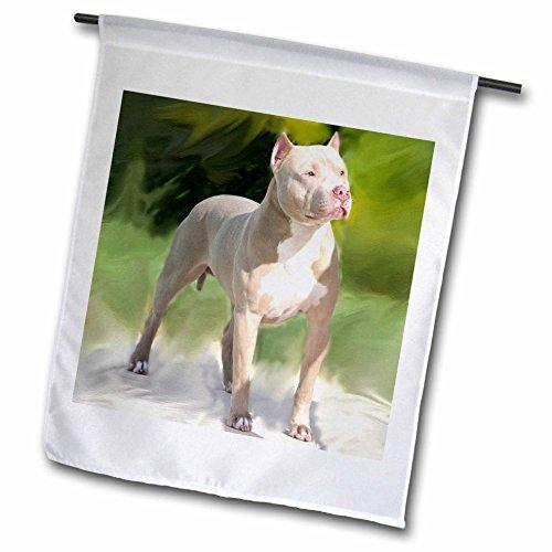 3dRose fl 4241 1 American Terrier 18 Inch