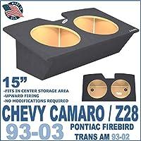 Chevy Camaro Sub Box Z28 15 Pontiac Trans Am Subwoofer Enclosure