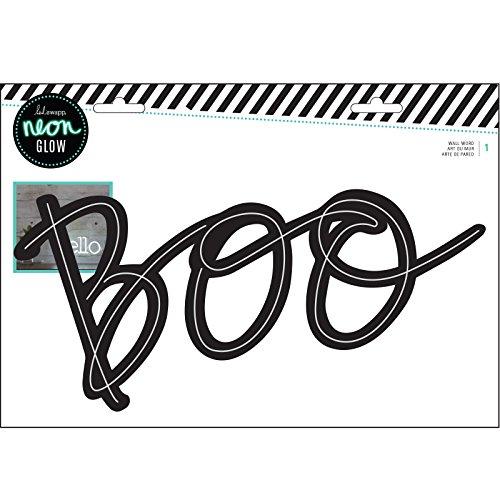 Heidi Swapp 314342 Boo Wall Word,
