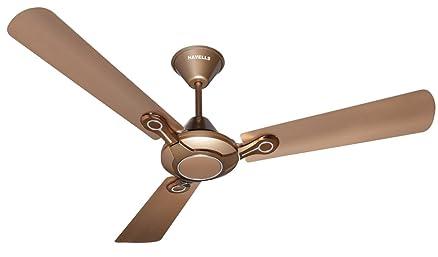 Buy havells leganza 1200mm decorative ceiling fan bronze copper havells leganza 1200mm decorative ceiling fan bronze copper mozeypictures Gallery