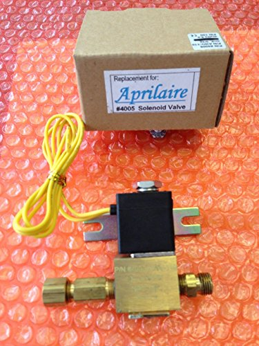 NEW Replacement for APRILAIRE 110 112 Humidifier 4005 Solenoid Water Valve