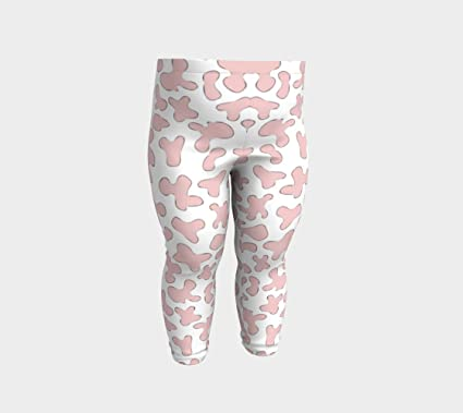 d304260db Amazon.com: Rose Cow Baby Leggings | Birthday Gift!: Clothing