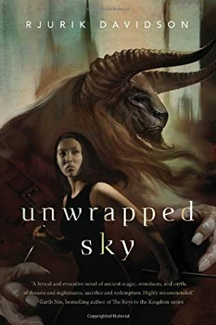 book cover of Unwrapped Sky