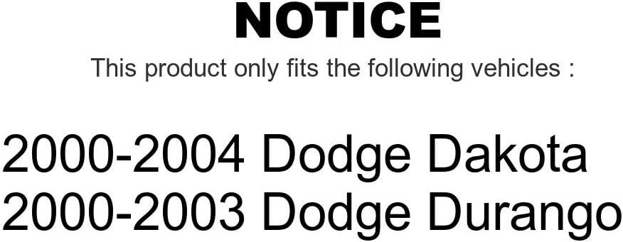 Front Suspension Ball Joints Pair For Dodge Dakota Durango