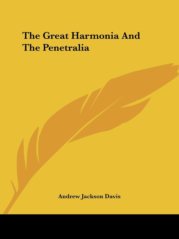 The Great Harmonia And The Penetralia