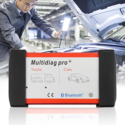 JXHD Scan Tools Diagnostic Tool OBD Diagnostic Scanner For Car Vehicle Truck by JXHD (Image #1)