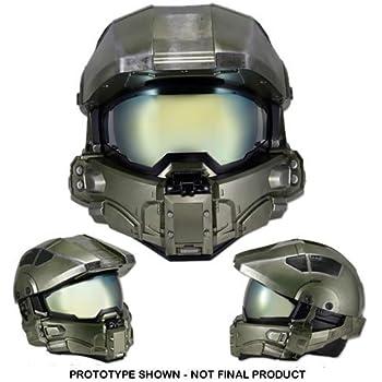 Halo Master Chief Limited Edition Motorcycle Helmet Replica Size Medium (57-58cm)