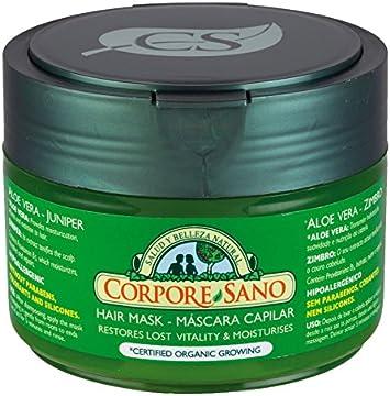 Corpore Sano Mascarilla Capilar - 250 ml