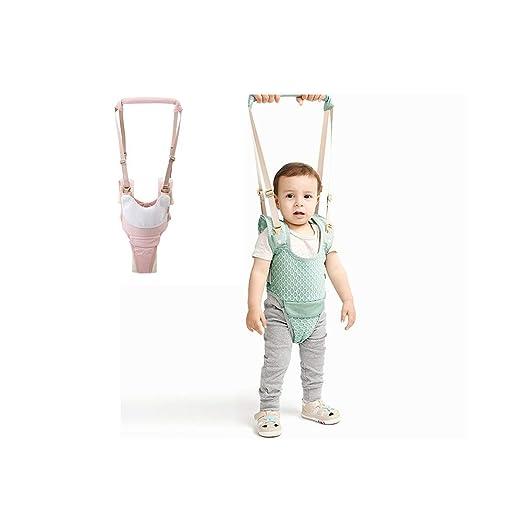 Bebé arnés de seguridad portátil bebé Walker soporte Ruta bebé ...