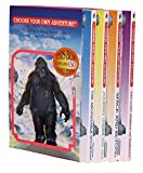 img - for The Abominable Snowman/Journey Under the Sea/Space and Beyond/The Lost Jewels of Nabooti (Choose Your Own Adventure 1-4) book / textbook / text book