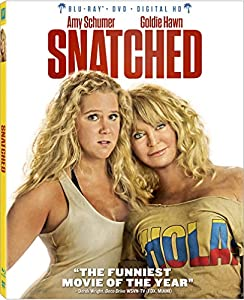 Cover Image for 'Snatched [Blu-ray + DVD + Digital HD]'