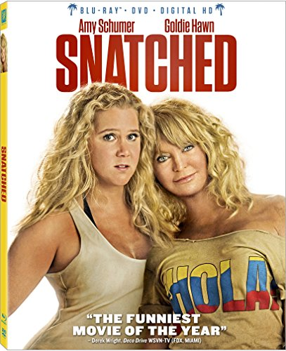 Blu-ray : Snatched (With DVD, Dubbed, Dolby, AC-3, Widescreen)