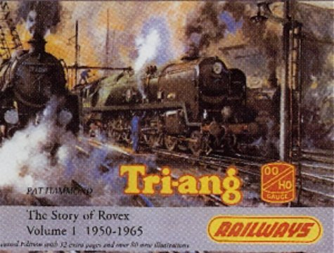 Download Tri-Ang Railways Vol 1-Story of Rovex 1950-65 Text fb2 ebook