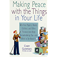 Making Peace with the Things in Your Life: Why Your Papers, Books, Clothes, and Other Possessions Keep Overwhelming You and What to Do About It (English Edition)