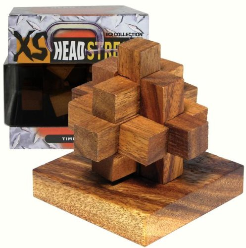 Family Games XS Head Stress Series Newton's Comet IQ Collection Puzzle Comet Collection