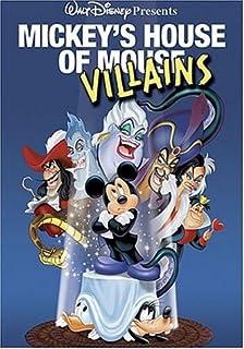mickeys house of villains - Mickeys Magical Christmas
