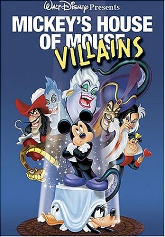 Mickey's House of Villains (Good Halloween Movies Disney)