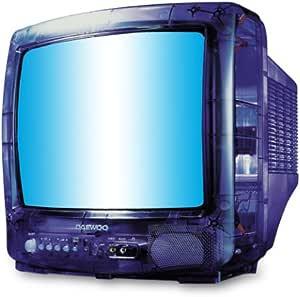 Daewoo 14 C 3 ntbl 35,6 cm (14 Pulgadas) televisor: Amazon.es: Electrónica