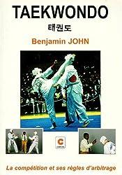 Taekwondo competition et ses regles