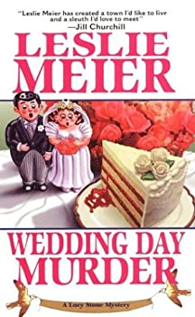 Wedding Day Murder (Lucy Stone Mystery, Book 8) 1575667347 Book Cover