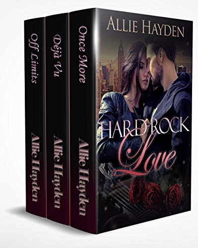 Hard Rock Love Box Set: A Second Chance -
