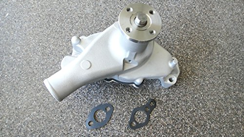 CAT RACING HIGH FLOW ALUMINUM ALLOY WATER PUMPS SBC CHEVY/GMC/HUMMER/OLDSMOBILE/PONTIAC ALL V6 & V8 TRUCKS & CARS 262/305/350 REVERSE ROTATION '87-96 ()