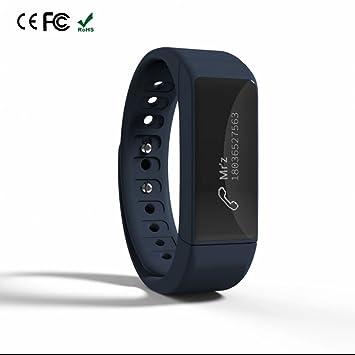 Reloj Fitness Podómetro Pulsera,reloj inteligente mujer con Contador de Pasos Monitor de Calorías y