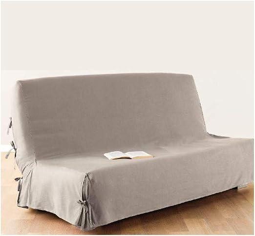 Atmosphera Funda de sofá Cama Clic-clac - 100% algodón - Color ...
