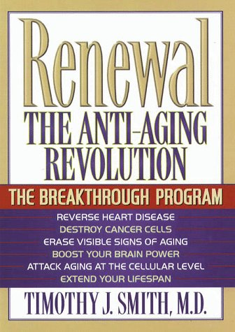 51Y7CYF2CGL - Renewal the Anti-Aging Revolution: The Breakthrough Program